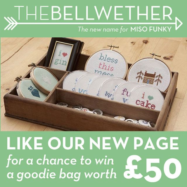 Enter The Bellwether's Facebook Competition!