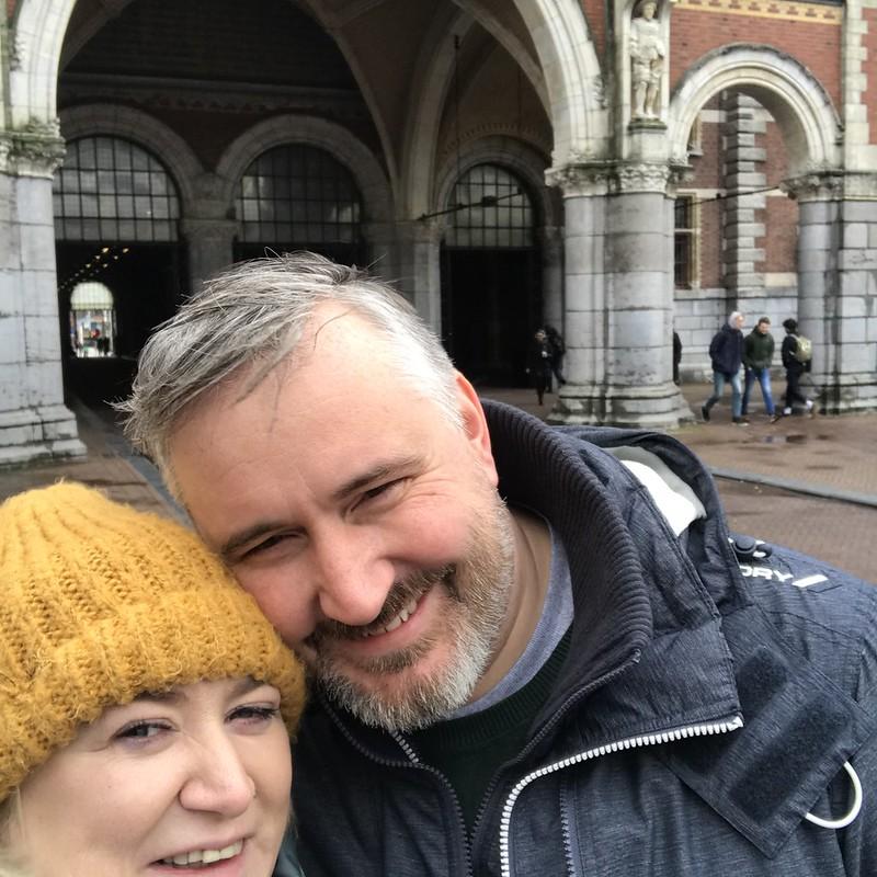 Rijksmusem Amsterdam - January 2020